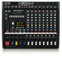 Dynacord CMS 600-3 8-Channel Audio Mixer with USB Audio Inte