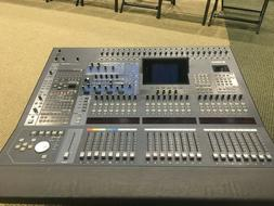 Yamaha Dm2000 Sound Mixer with two expansion cards