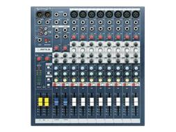 Soundcraft EPM8 Recording/Live Sound Mixing Board Mixer For