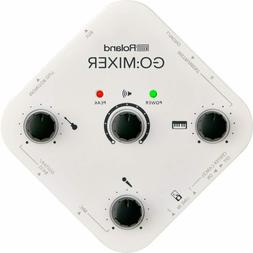 ROLAND GO:MIXER Audio Mixer for Smartphone Shipping by DHL