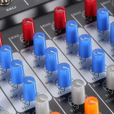 Professional 12 Channel Digtal Mic Line Console Power