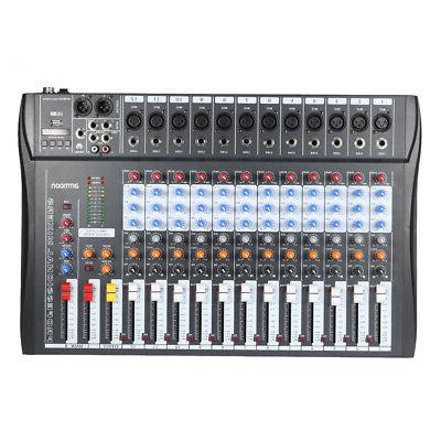 Professional Live Mixing Sound Mixer Console