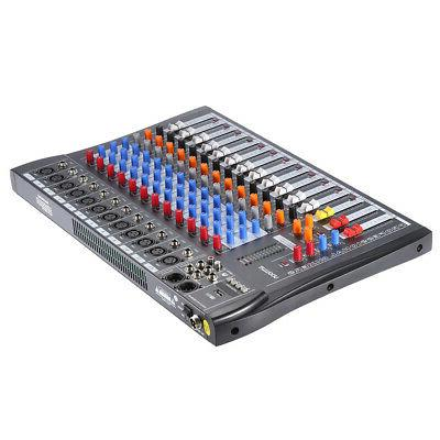 Professional Channels Live Mixing Studio