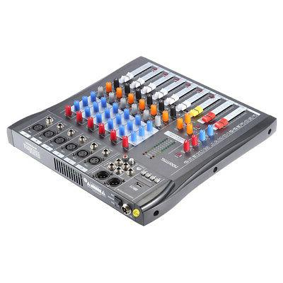 Audio Mixer Stereo Card Input D4Y0
