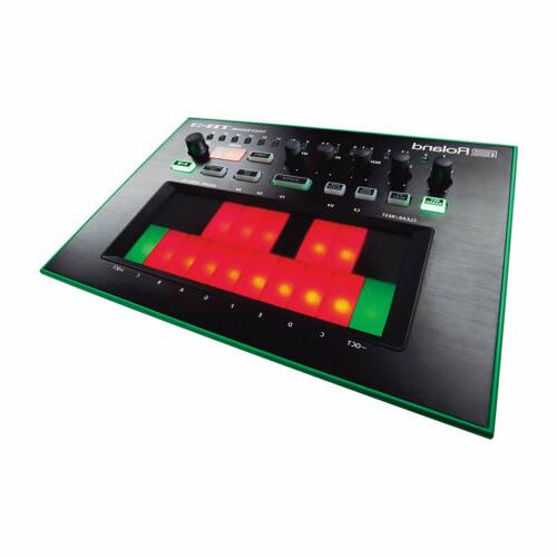 Roland MX1 Performer Control Surface W/TB-3 Touch Bassline