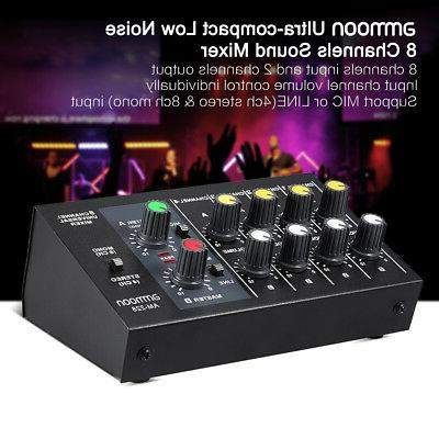 am 228 ultra compact low noise 8