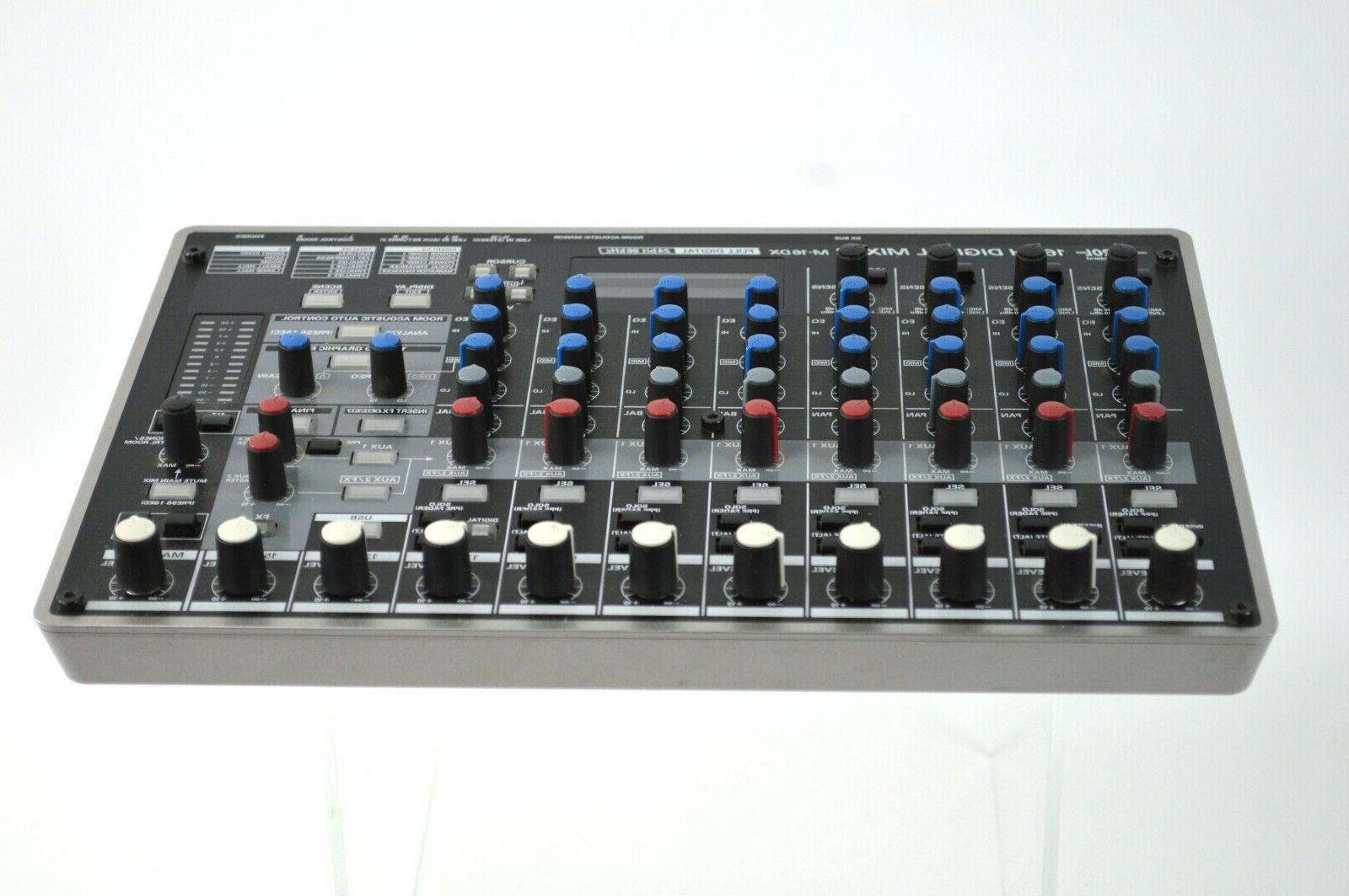 CHANNEL DIGITAL AND AUDIO INTERFACE w/ Manual