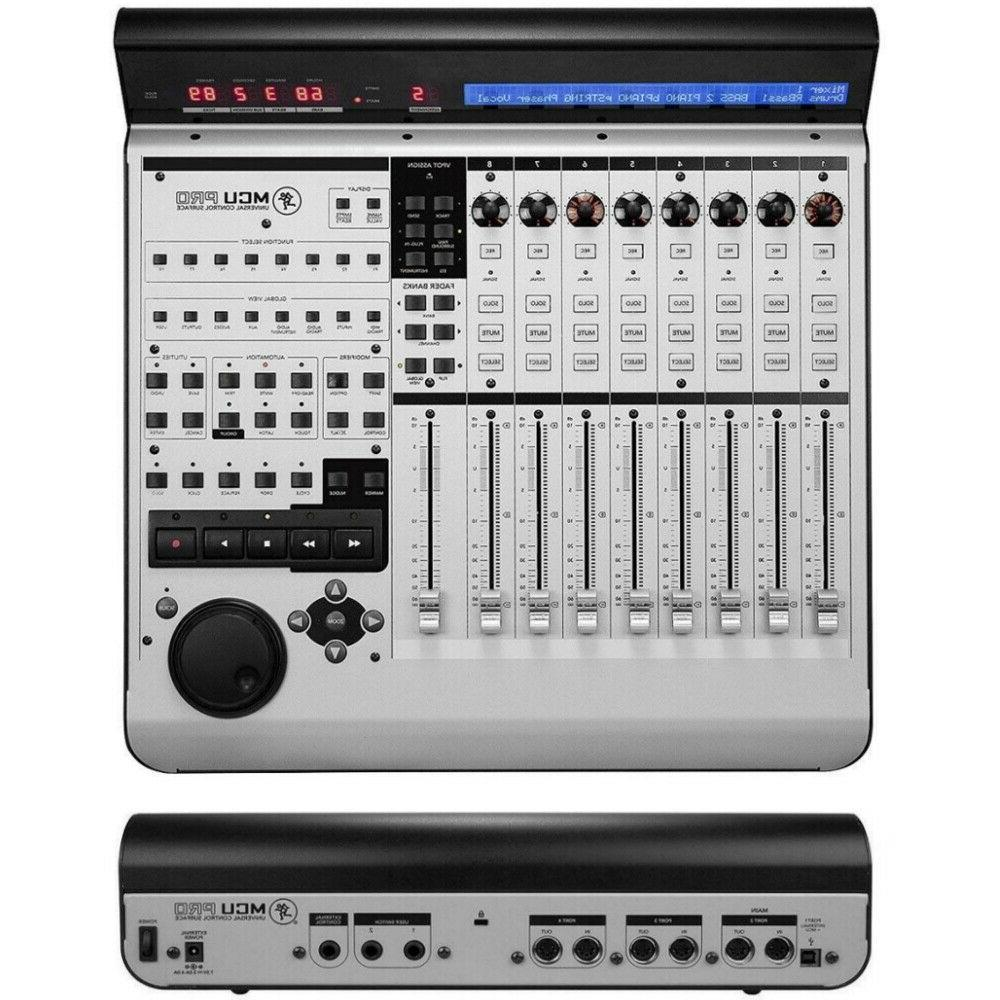 mcu pro home and studio music production