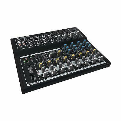 Mackie Mix12FX 12-Channel Studio Compact Built In