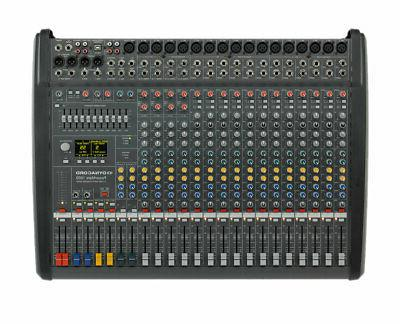 powermate 1600 3 16 channel powered mixer