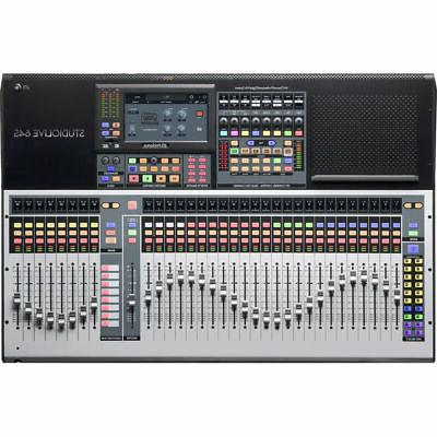 Pyle PMXU43BT Bluetooth Studio Mixer Audio Component Receive