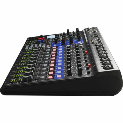 Zoom 12-Channel Digital Multitrack Recorder