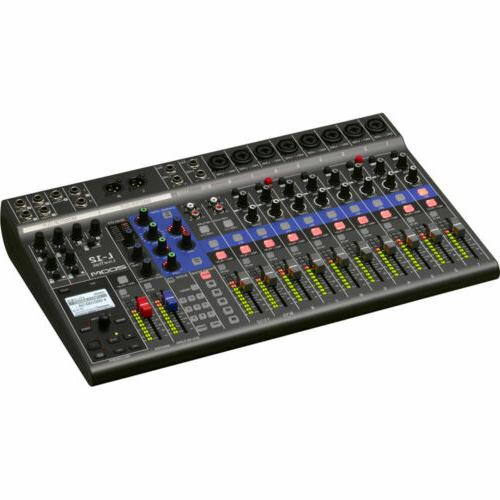 Zoom 12-Channel & Multitrack