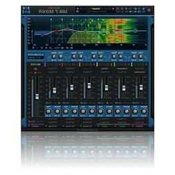 Blue Cat Audio MB-7 Mixer Multiband Mixing Console Software