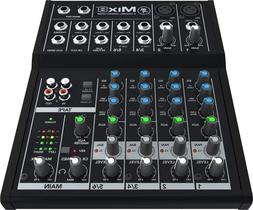 Mackie MIX8 Mix Series 8-Channel Compact Mixer with Studio-L