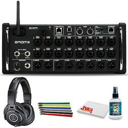 Midas MR18 18-Input Digital Mixer for iPad/Android Tablets B