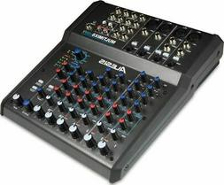 Alesis MULTIMIX8USBFX 8ch Mixer W/ Fx Usb Audio Interfa