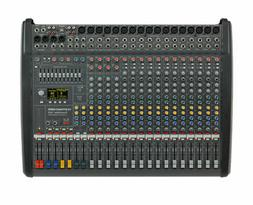 Dynacord PowerMate 1600-3 16-Channel Powered Mixer USB Audio