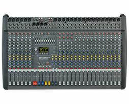 Dynacord PowerMate 2200-3 22-Channel Powered Mixer USB Audio