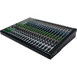 Mackie ProFX Series, Mixer - Unpowered, 22-Channel w/USB