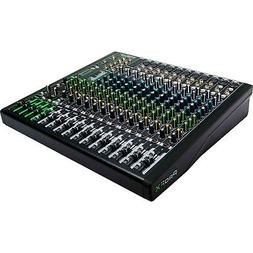 Mackie ProFX16v3 16-channel Mixer with USB and Eff