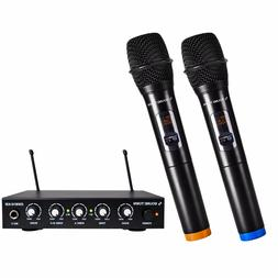 Sound Town UHF 16 Channels Wireless Microphone and Karaoke M