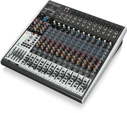 Behringer X2442USB Xenyx 24-Input 4/2-Bus Mixer with USB/Aud